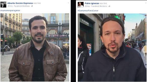 Elecciones 26J en España: la puesta en escena de la confluencia entre Podemos e IU