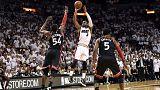 """НБА: """"Майами"""" вырвал победу у """"Торонто"""""""