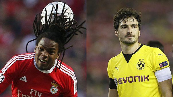 Le Bayern s'offre Renato Sanchez et Mats Hummels