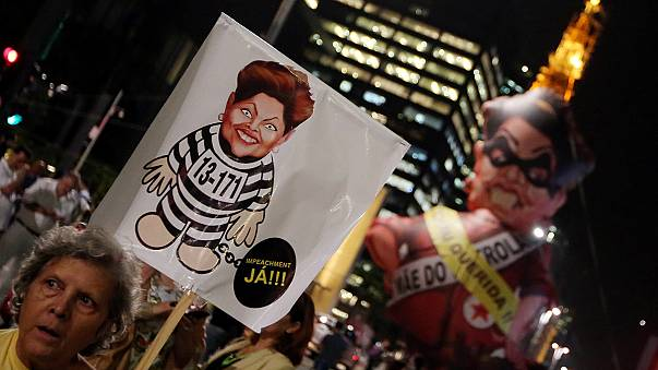Brazil: impeachment process against Rousseff back on track