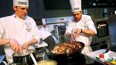 """Hol' mir die Michelin-Sterne vom Himmel - Europafinale des Kochwettbewerbs """"Bocuse d'Or"""""""