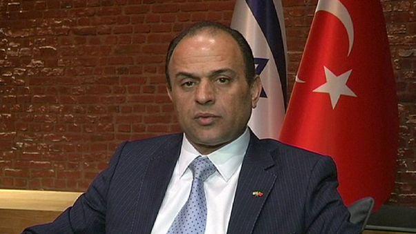 """أنقرة وتل أبيب تقتربان من اتفاقٍ لتطبيع العلاقات يتجاوز أزمة """"مافي مرْمرة"""""""