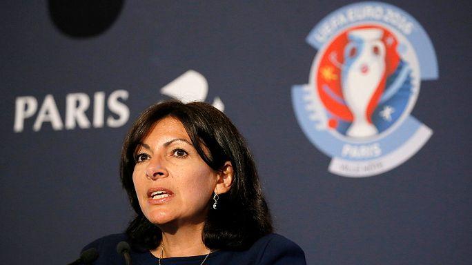 Die Fußball-EM in Frankreich wird ein Hochsicherheitsturnier