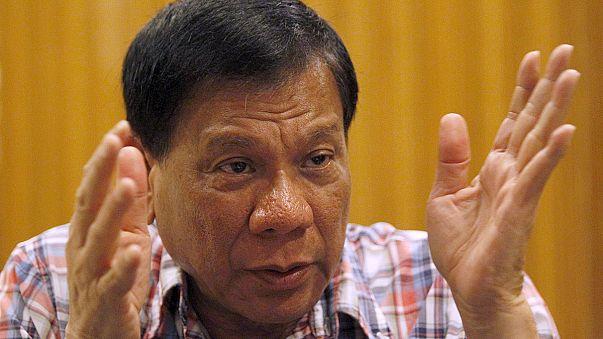 """Filipinler'in yeni Devlet Başkanı: """"İlk tecavüz eden ben olmalıydım"""""""