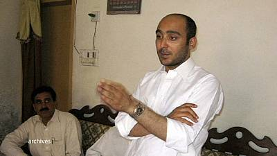 Pakistan: Ex-PM's son rescued in Afghanistan