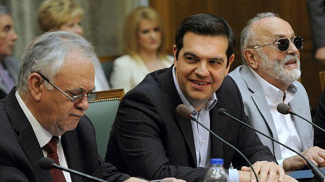 """Çipras: """"Hem alacaklılarımıza hem de Yunanistan halkına karşı sorumluluklarımız var"""""""