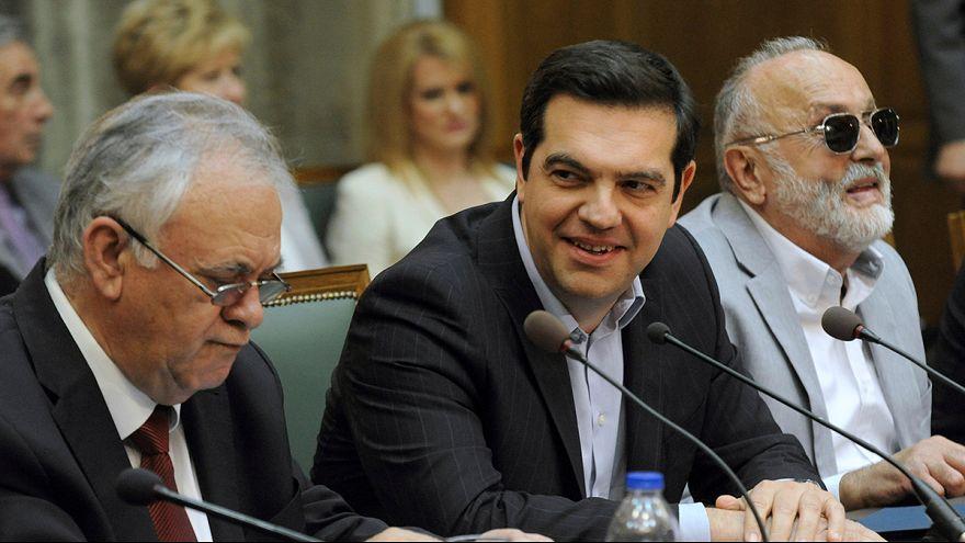 Греция в ожидании нового транша Еврогруппы