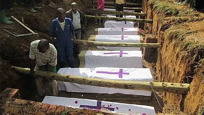 49 victims of Rwanda's landslide buried