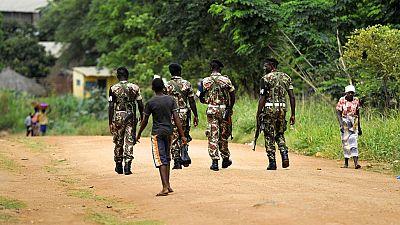 13 corps découverts au Mozambique