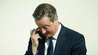 """Cameron: Afeganistão e Nigéria são """"fantasticamente corruptos"""""""