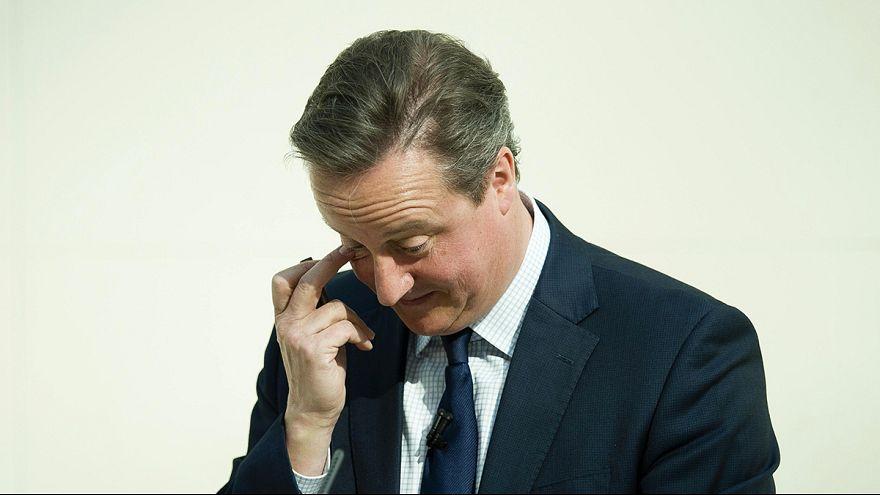 Flagrant délit de bourde diplomatique pour David Cameron