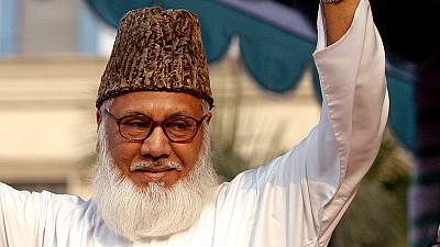 Bangladeshi Islamist leader Motiur Rahman Nizami executed for war crimes