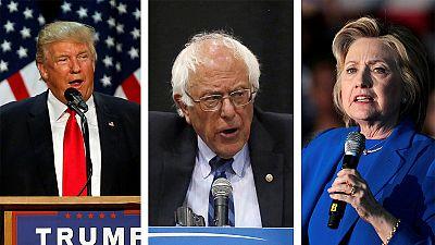 Sanders and Trump triumph in West Virginia primary