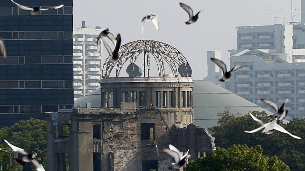 Barack Obama va se rendre à Hiroshima