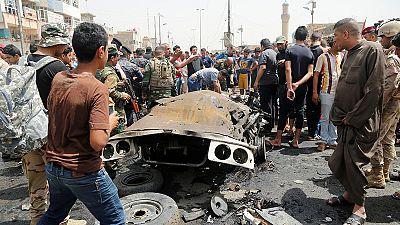 Irak : attentat à la voiture piégée dans un quartier chiite de Bagdad