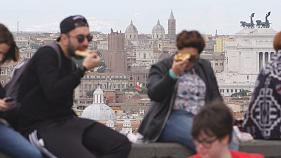 Italiens Kampf gegen die Kilos