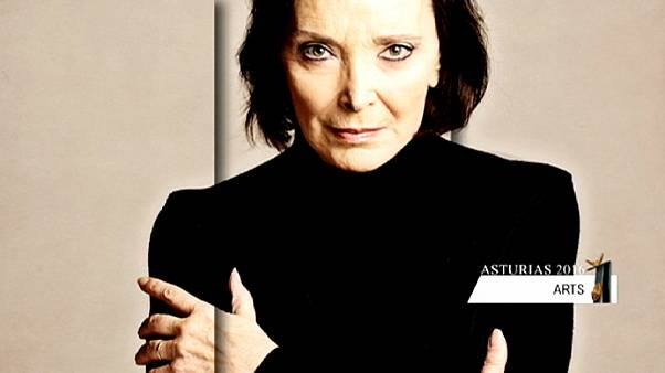 هنرپیشه اسپانیایی، برنده جایزه «شاهدخت آستوریاس» در رشته هنر شد