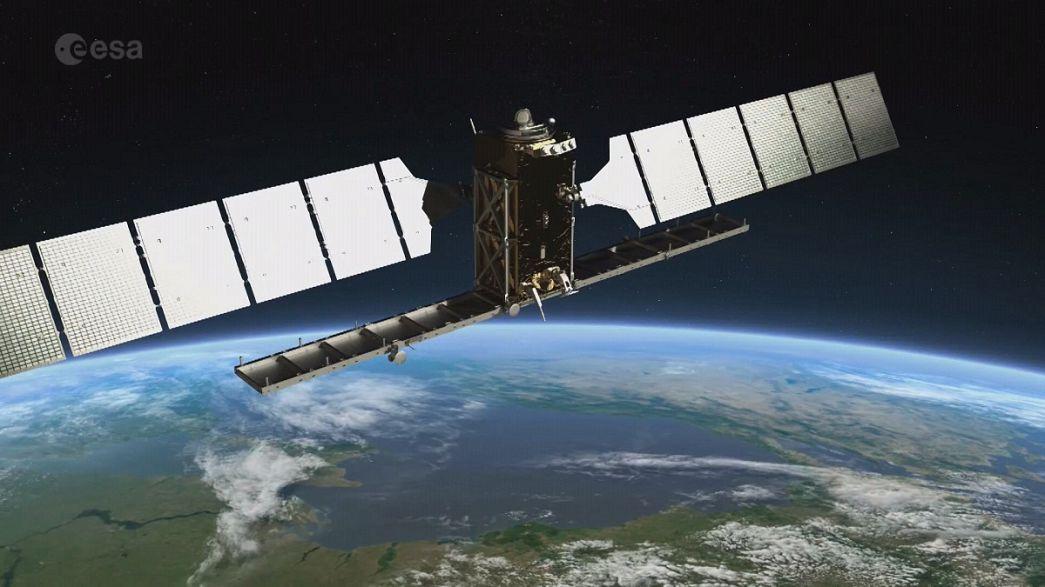 Satelliten: Weltraumwächter mit konkreter Anwendung