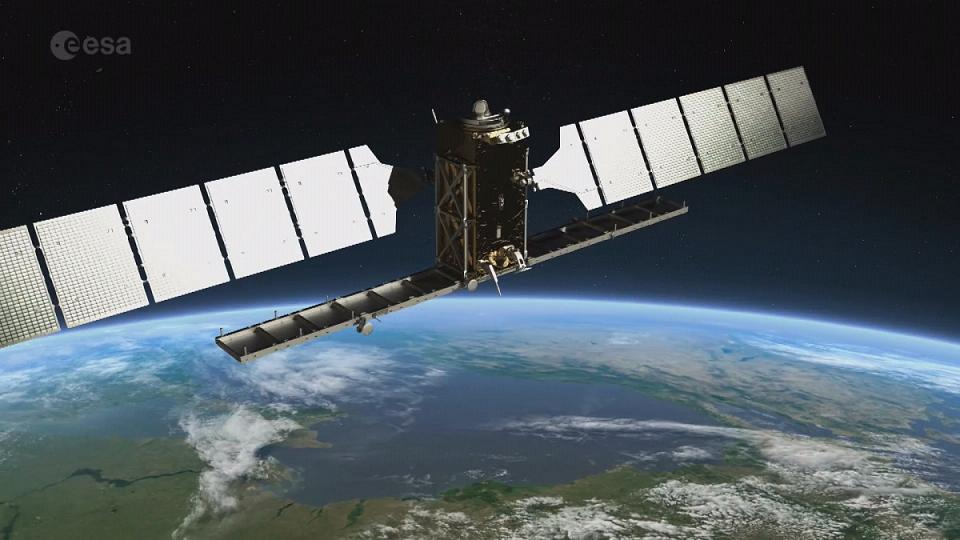 Les satellites au service de l'environnement