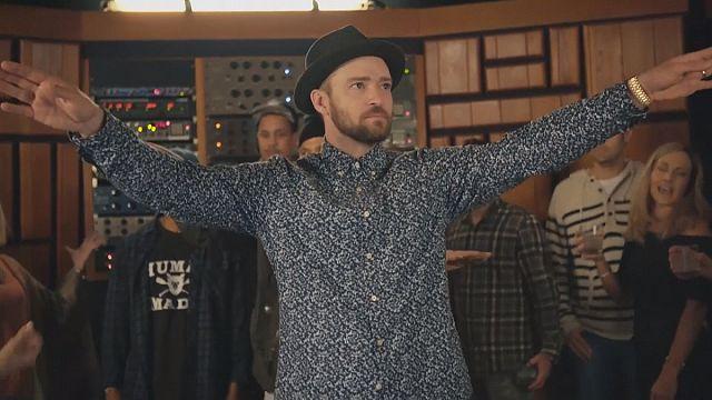 Justin Timberlake ve Radiohead yeni single çıkardı