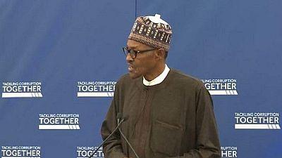 Sommet anti-corruption 2016 de Londres: Buhari ne veut pas d'excuses de la part  de Cameron