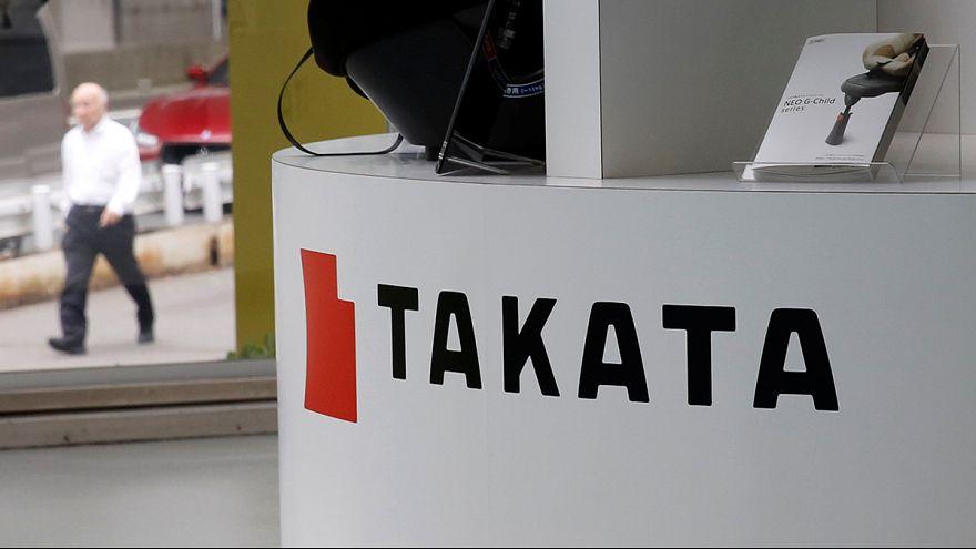 Sorunlu hava yastıkları Takata'ya pahalıya mal oldu