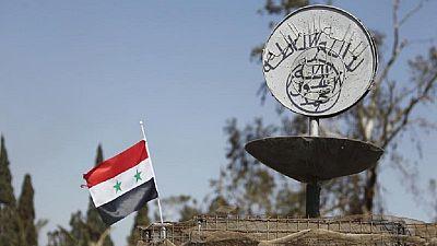 Austrialian police arrest five ISIS suspects