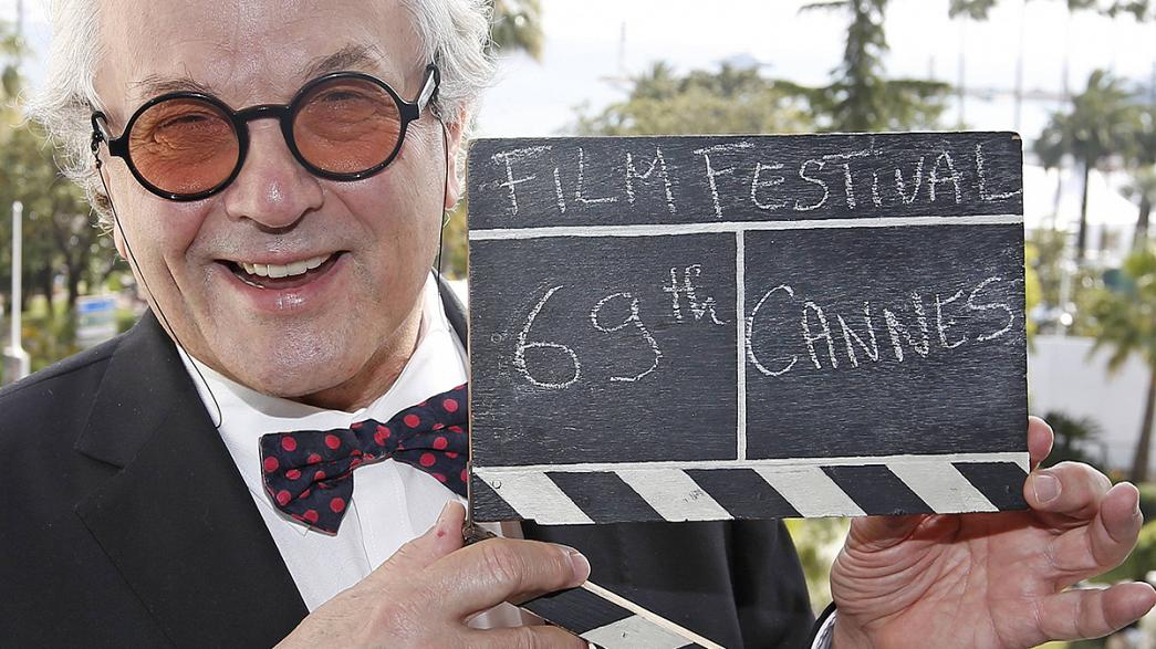 Cannes is abuzz at the opening of the 69th Film Festival