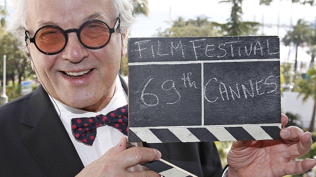 Cannes déroule le tapis rouge au monde du cinéma