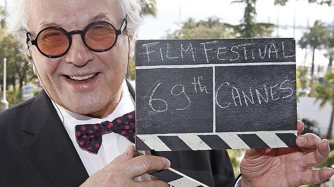 "69. Cannes Film Festivali ""Cafe Society"" ile başladı"