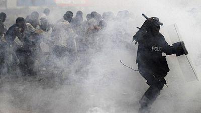 RDC : des manifestants dispersés par la police