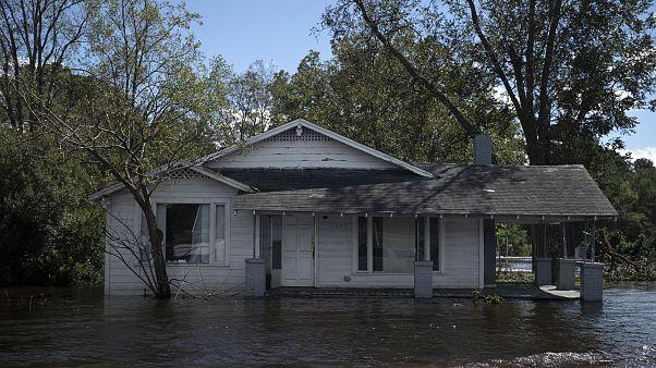 Image: Florence Flooding Aftermath
