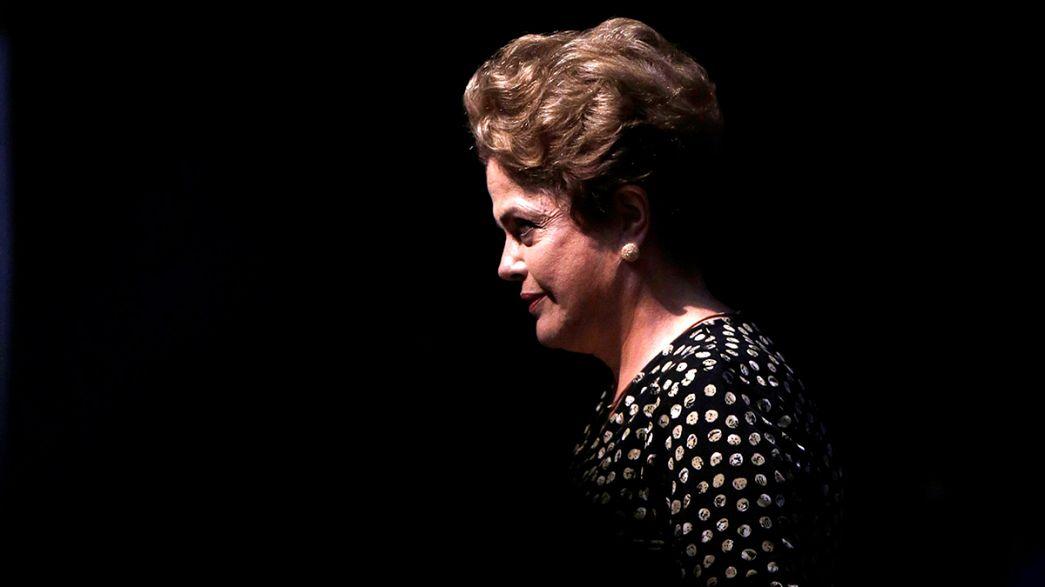 Brésil : l'avenir de Dilma Rousseff suspendu au vote du Sénat