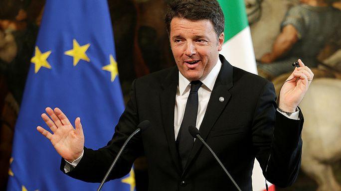 В Италии законом признаны однополые союзы