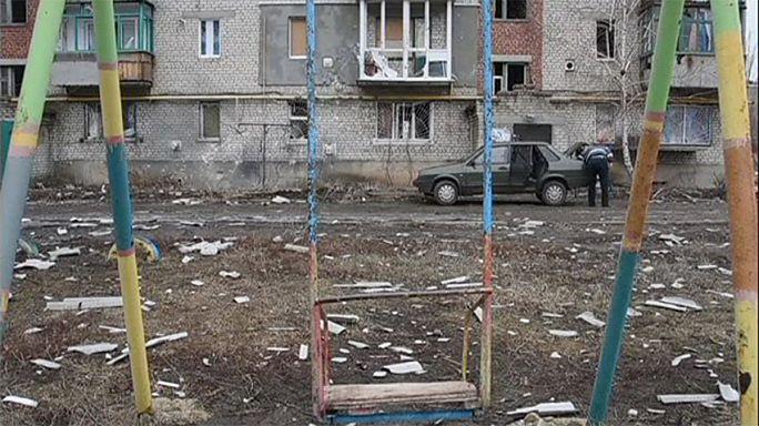 أوكرانيا: تداعيات النزاع وآثاره على المدنيين