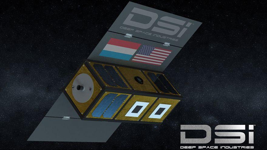 Le Luxembourg se lance à la conquête spatiale des minéraux