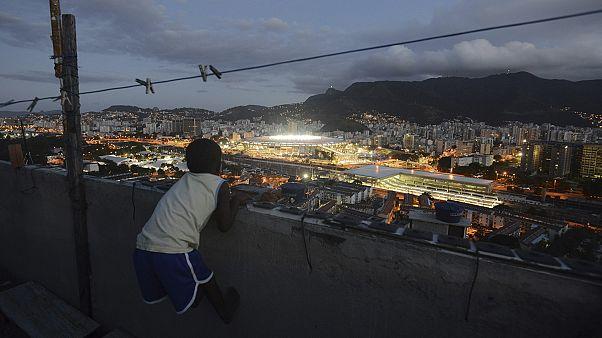Favelas do Rio são alternativa à acomodação clássica para as olimpíadas