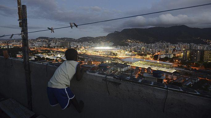 Добро пожаловать в трущобы Рио-де-Жанейро
