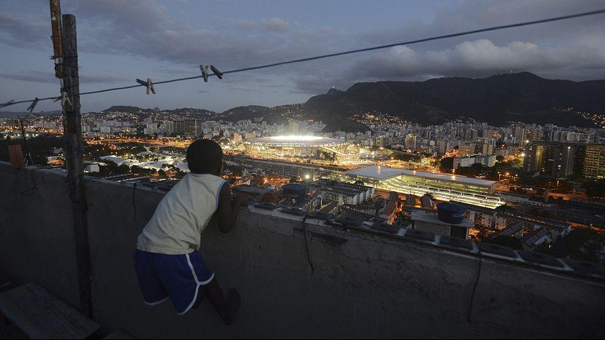 Rio'nun gecekondu pansiyonları olimpiyat konutlarına alternatif