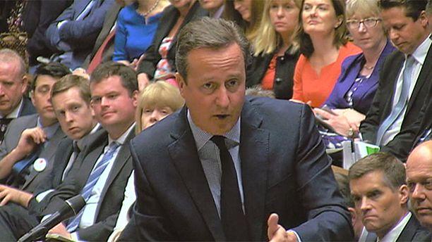 Nigeria points finger at UK after Cameron's 'fantastically corrupt' remark