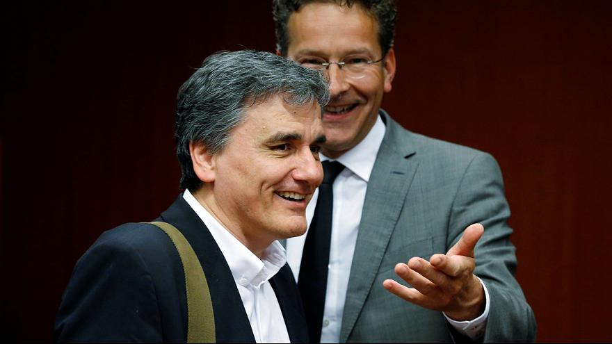 Greece's good Eurogroup meeting and Facebook bias allegations