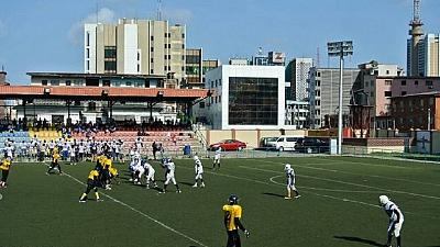 American Football gains traction in Nigeria