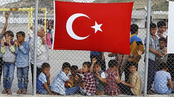 Вкратце из Брюсселя: Турции объявлен пат; беженцы как пешки