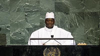 Tension in Jammeh's Gambia few months to election