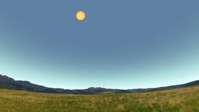 Mercure devant le Soleil