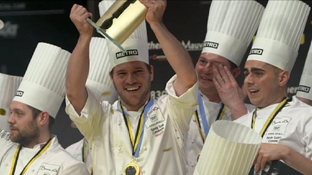 Hungary wins cooking competition Bocuse d'Or Europe