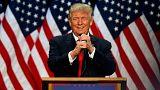 Trump diskutiert seine Kandidatur mit Top-Republikanern
