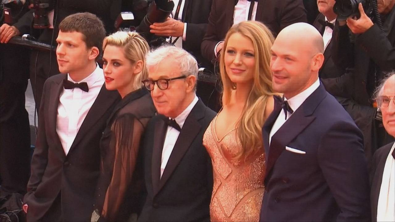 Woody Allen returns to Cannes with 'Cafe Society'
