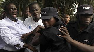 Uganda opposition says Besigye's whereabout unknown