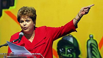 Brazil's senate votes to suspend president for 180 days